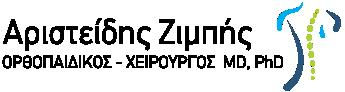 Ορθοπαιδικός Χειρουργός Λάρισα - Αριστείδης Ζιμπής  - Ιατρικές υπηρεσίες  | Aristeidis Zimpis - Orthopaedic Surgeon